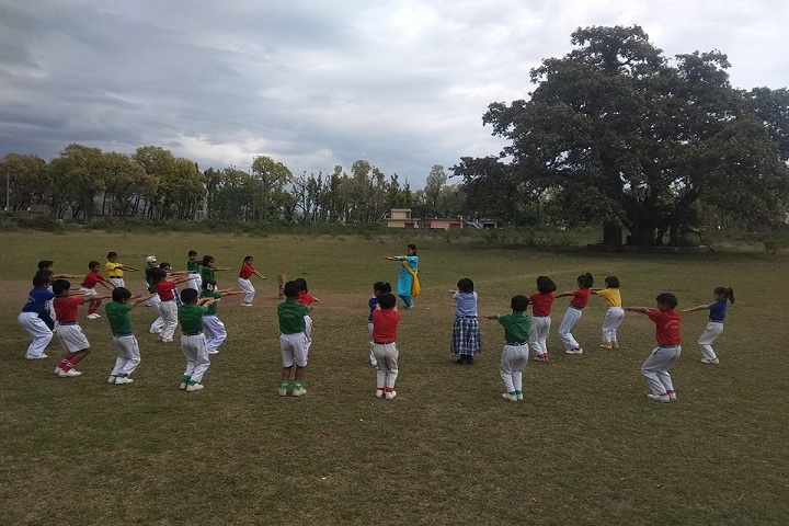 Doon Valley International School-Games