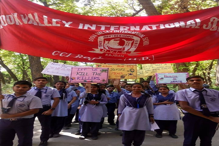 Doon Valley International School-Rally