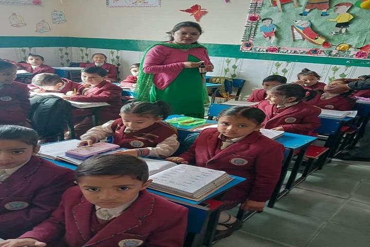 Dr Devi Chand DAV Public School-Class