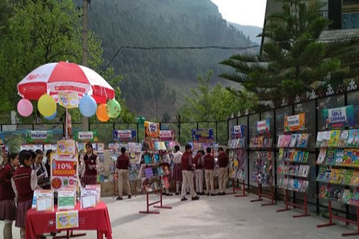 Dr Devi Chand DAV Public School-Exhibition