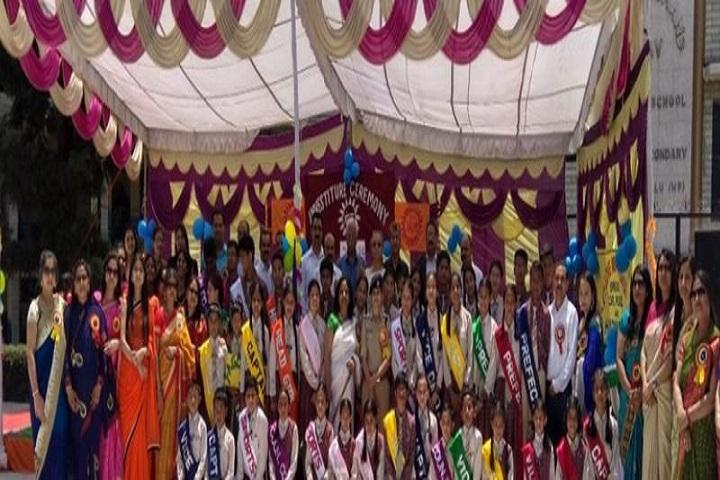 Dr Devi Chand DAV Public School-Staff