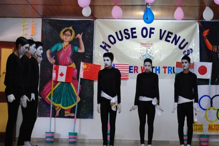 Durga Public School-Farewell