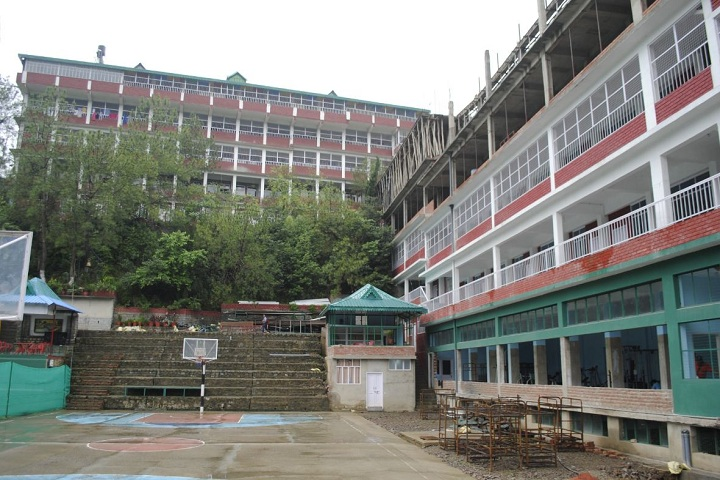 Durga Public School-Ground