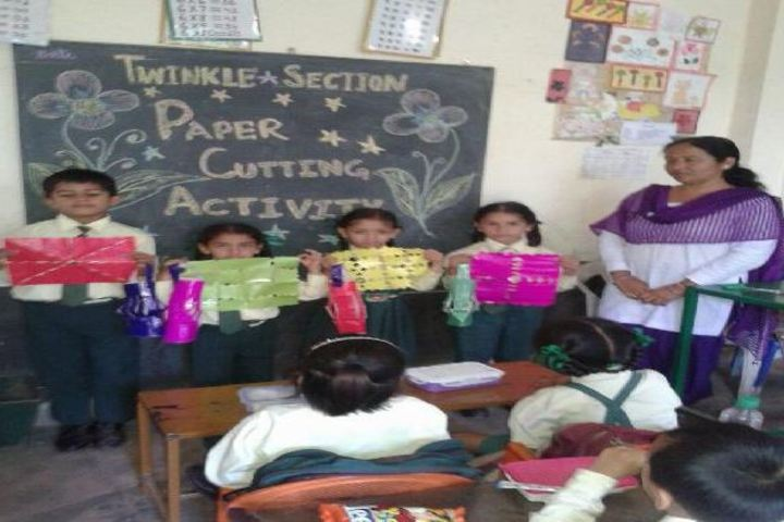 Florence Convent School-Art And Craft