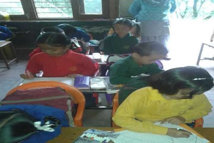 Florence Convent School-Drawing Activity