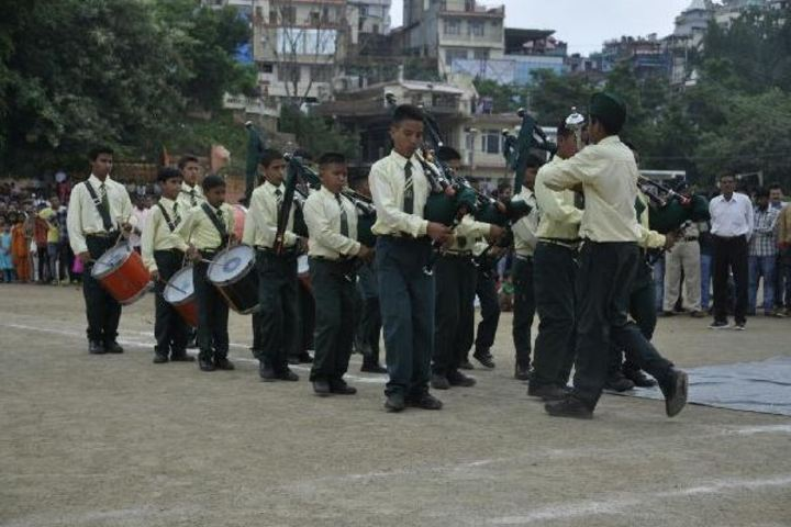 Florence Convent School-Morning Assembly