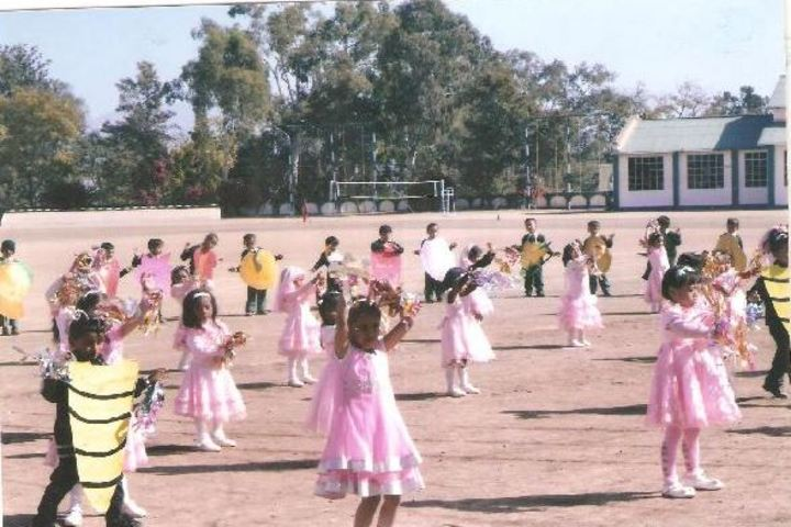 Florence Convent School-Sports Meet