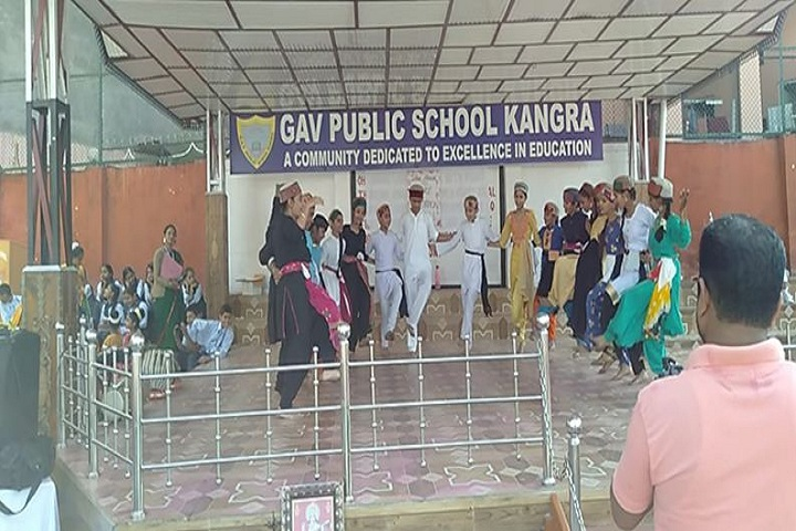 GAV Public School-Dance