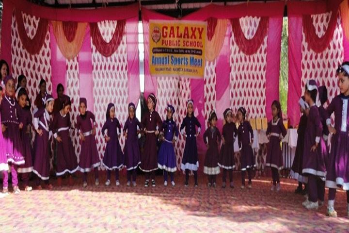 Galaxy Public School-Cultural Program