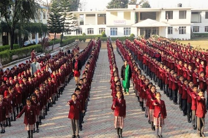 Galaxy Public School-Assembly