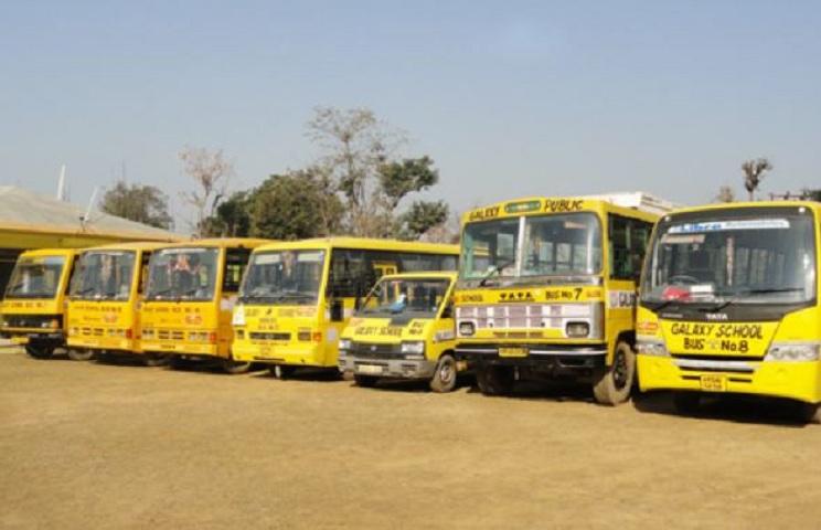 Galaxy Public School-Transport