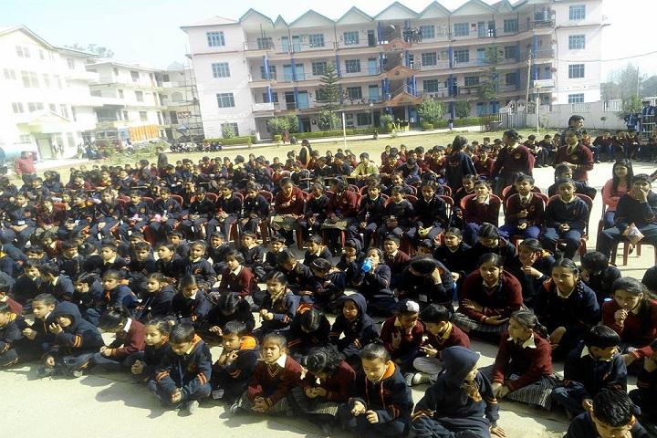 Genius International Public School-Students