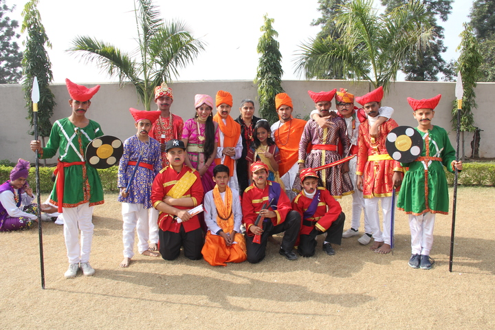 Golden Valley Public School-Annual Day