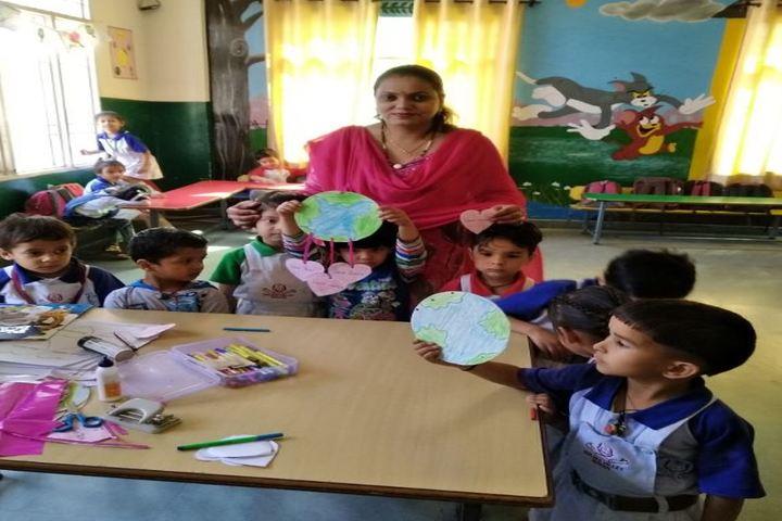 Golden Valley Public School-Classroom Activity