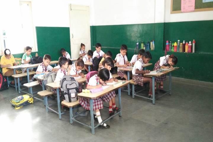 Golden Valley Public School-Classroom