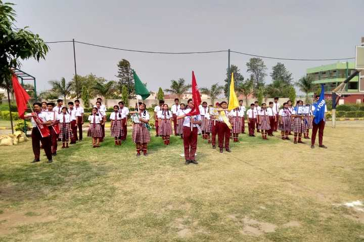 Golden Valley Public School-Investiture Ceremony