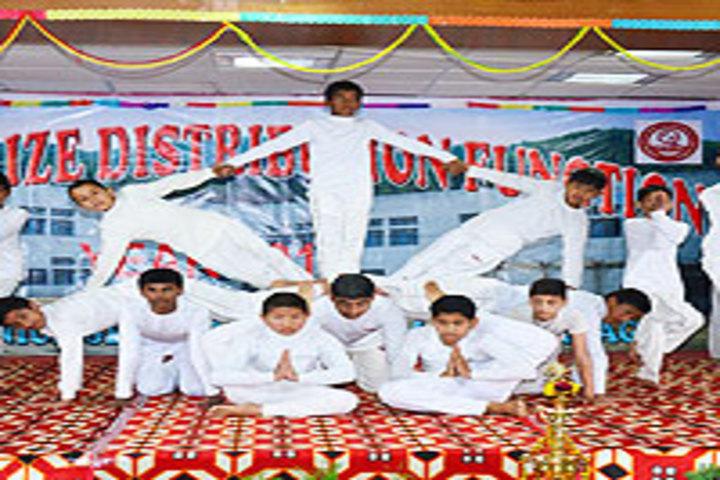 Government BSL Senior Secondary School-Activity