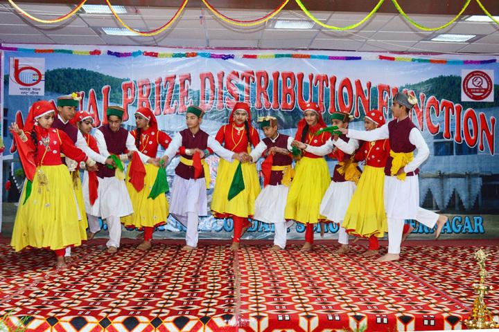 Government BSL Senior Secondary School-Event