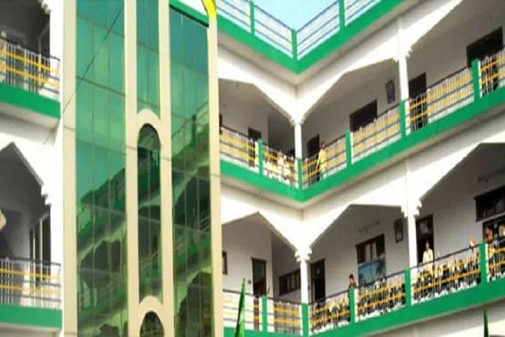 Green Land Public School-Campus