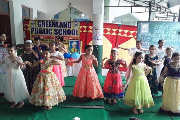 Green Land Public School-Dance