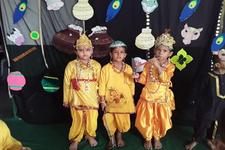 Green Land Public School-Festivals Celebrations