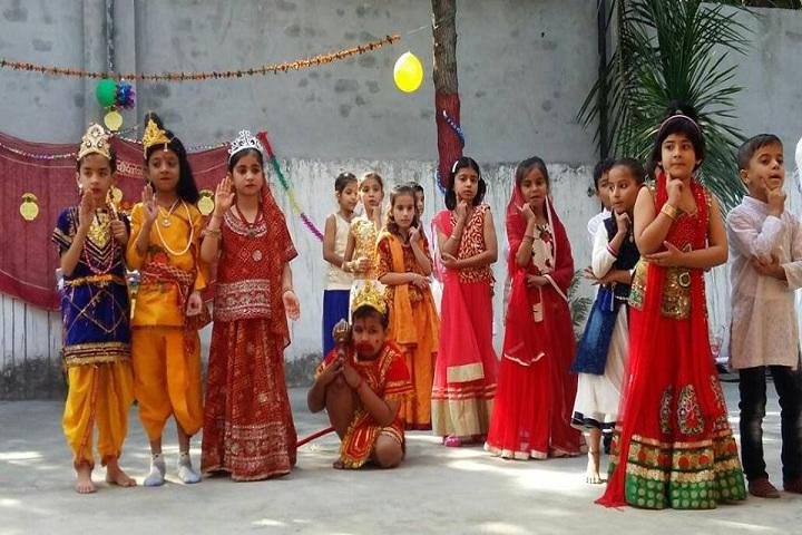 Green Land Public School-Festivals