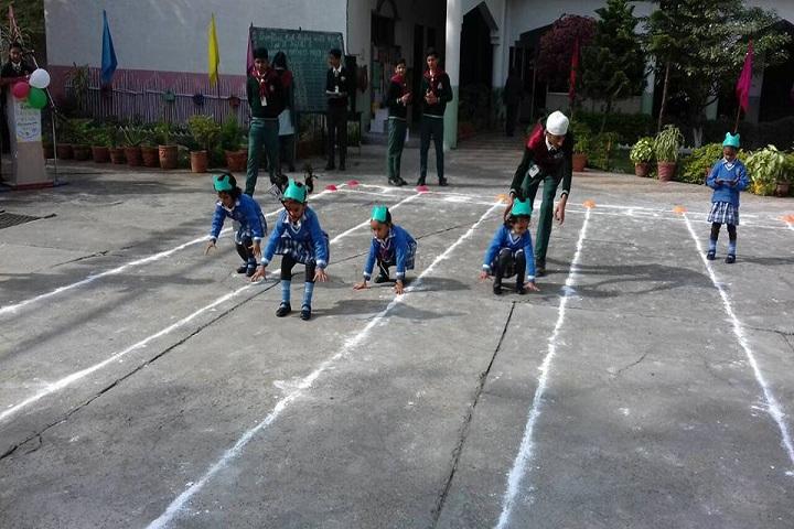 Green Land Public School-Games