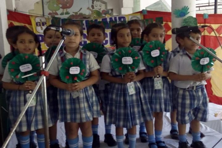 Green Land Public School-Kids