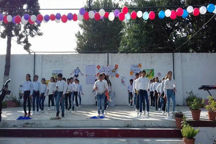 Green Land Public School-Republic day