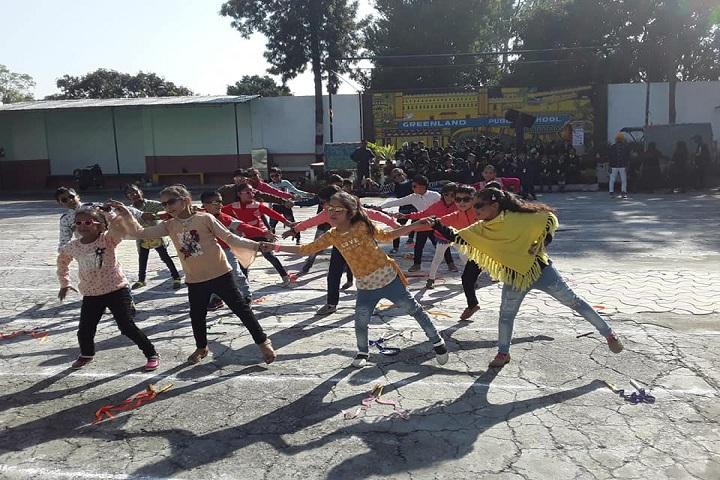 Green Land Public School-Sports Meet