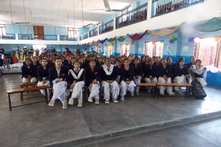 Guru Nanak Mission Public School-Auditorium