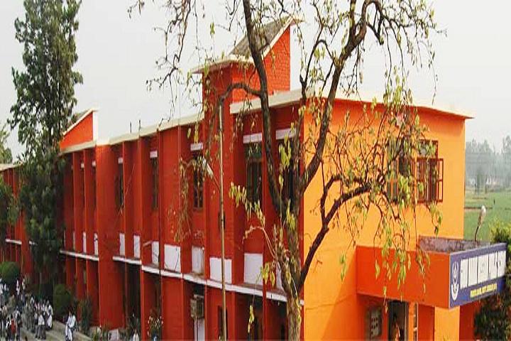 Guru Nanak Mission Public School-Campus-view