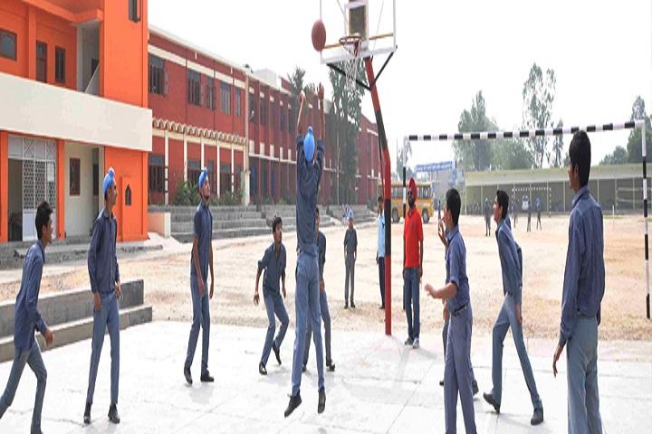 Guru Nanak Mission Public School-Sports