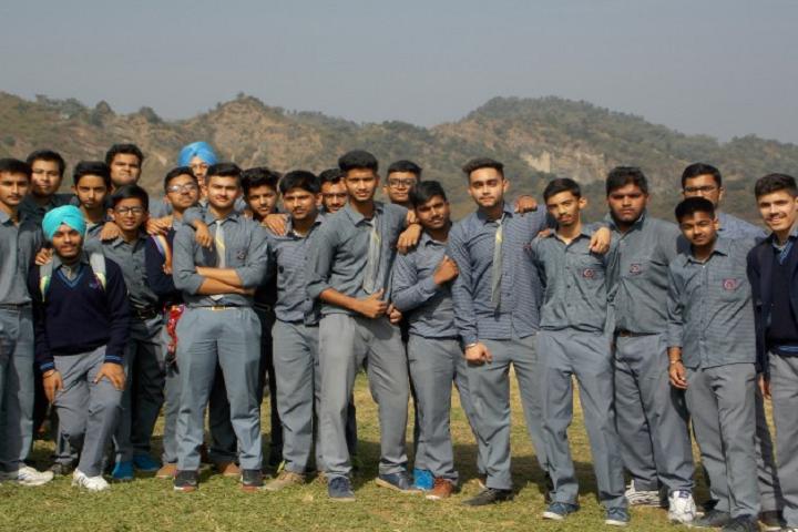 Guru Nanak Mission Public School-Tour