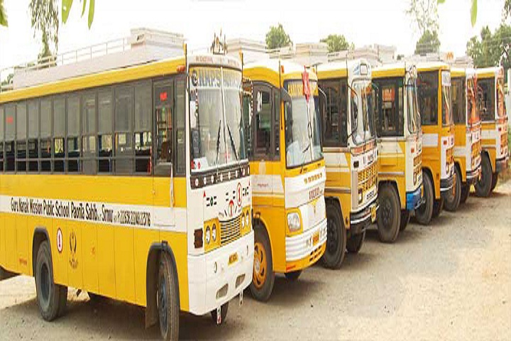 Guru Nanak Mission Public School-Transports