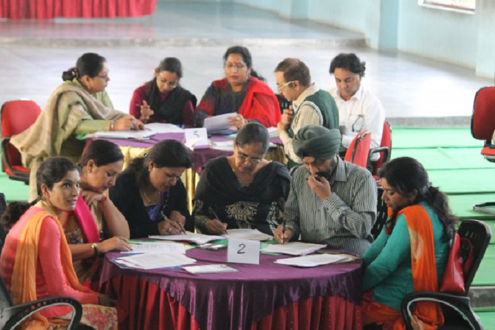 Guru Nanak Mission Public School-Workshop