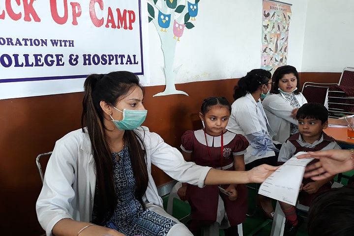 Guru Nanak Public School-Medical-Checkup