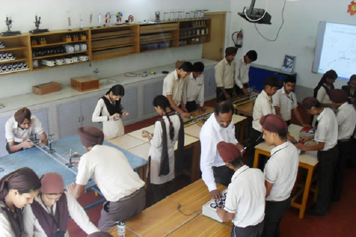 Guru Nanak Public School-Science-Lab
