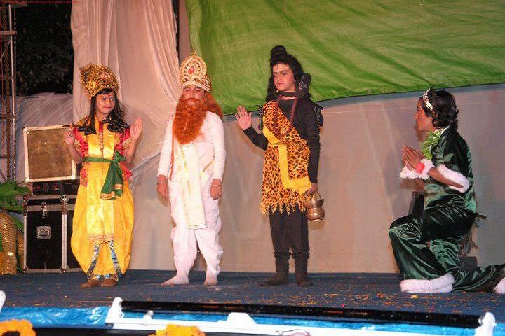 Guru Nanak Public School-Festivals
