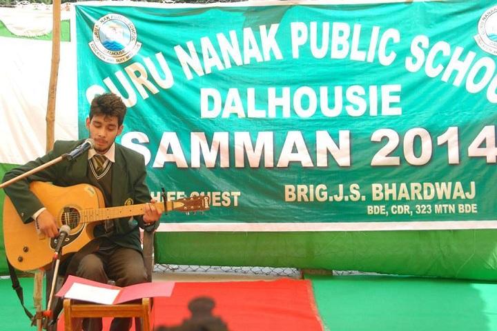 Guru Nanak Public School-Music