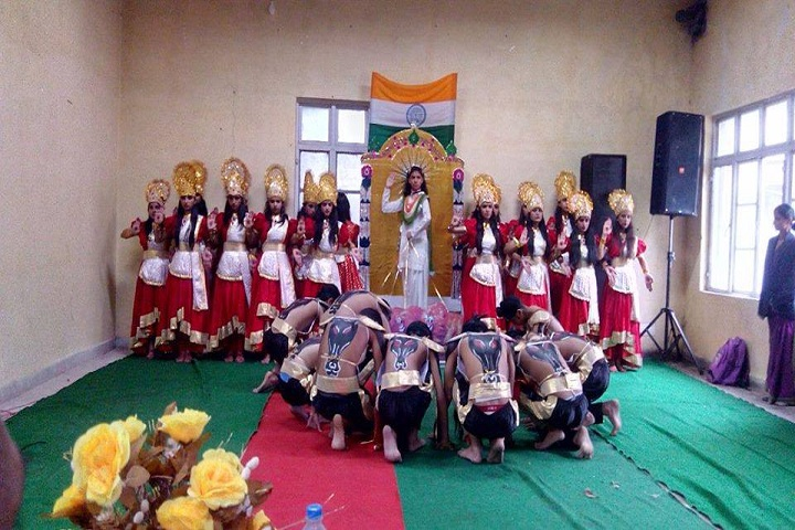 Guru Nanak Public School-Republic Day
