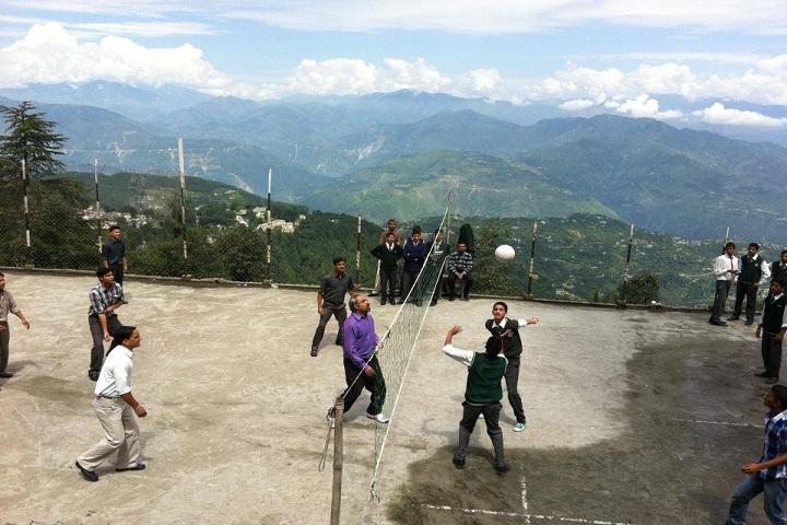Guru Nanak Public School-Sports