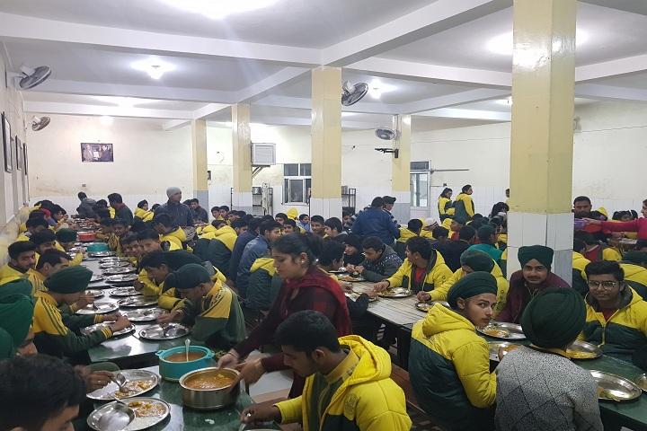 Guru Nanak Public School-Canteen
