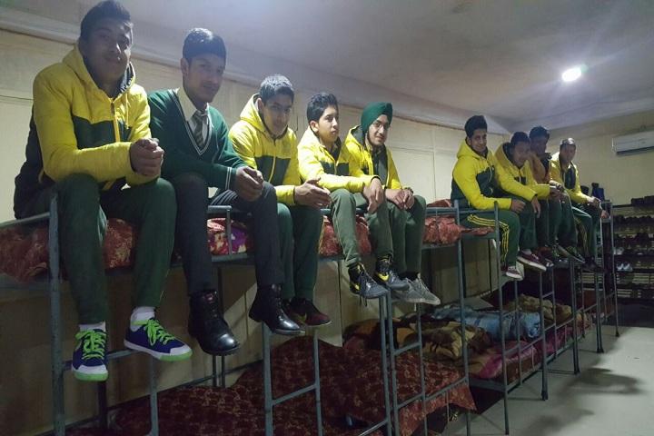 Guru Nanak Public School-Hostel