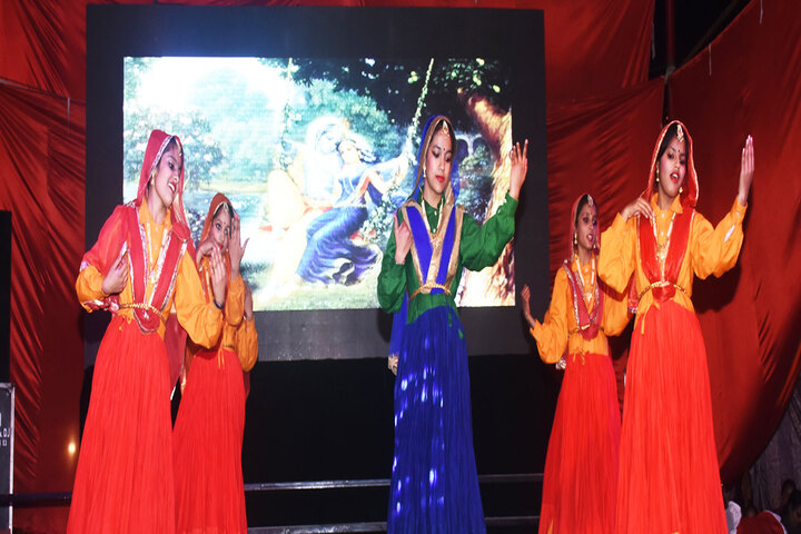 Gurukul International Senior Secondary School-Cultural Fest