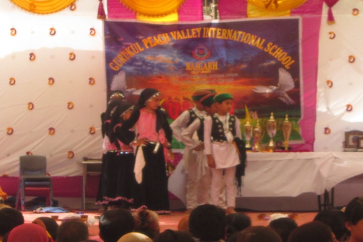 Gurukul Peach Valley International School-Farewell