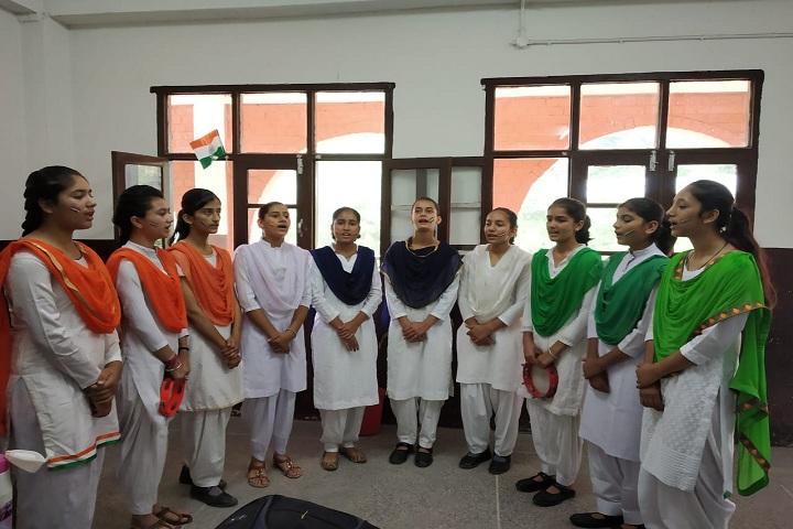 Gurukul Peach Valley International School-Republic Day