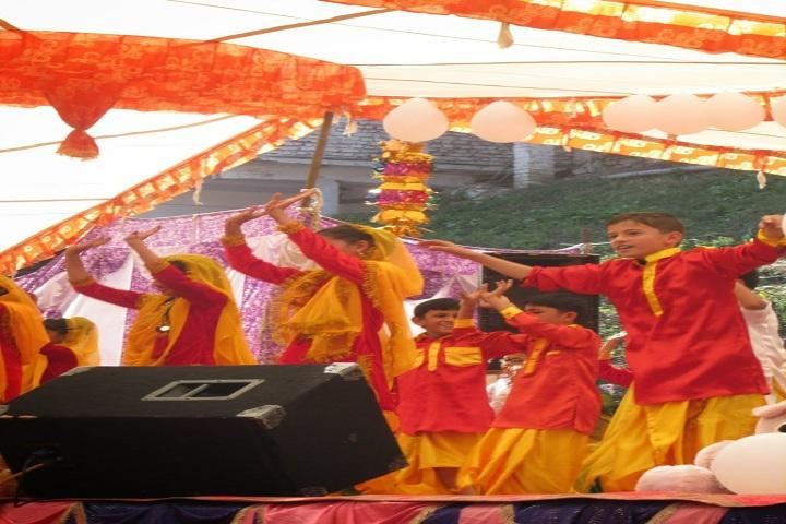 Gurukul Peach Valley International School Rajgarh-Dance-Performance