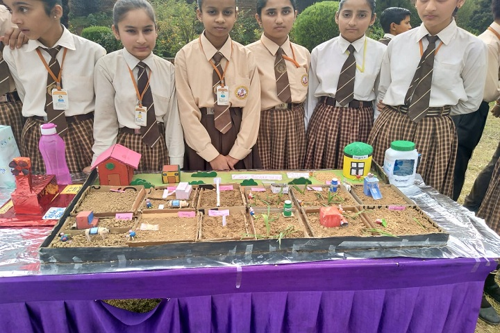 Gurukul Public School-Exhibition