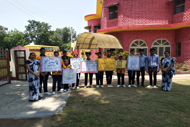 Gurukul Public School-Kids